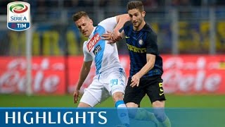 Inter - Napoli 0-1 - Highlights - Giornata 34 - Serie A TIM 2016/17