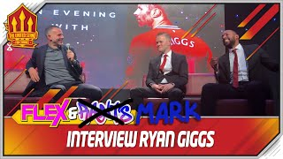 Give Solskjaer The Money | Ryan Giggs Interview