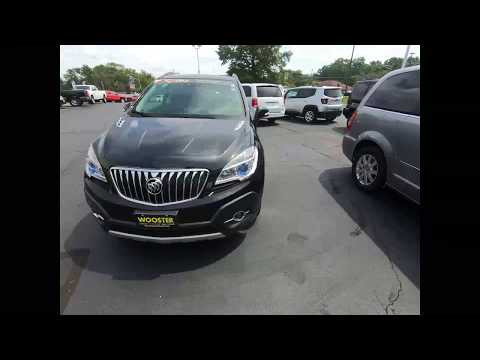 2016 Buick Encore Premium - Used SUV For Sale - Wooster, OH