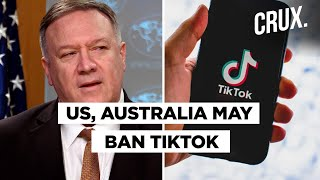 More Trouble For Popular App Tiktok As After India, Us & Australia May Ban The Chinese App
