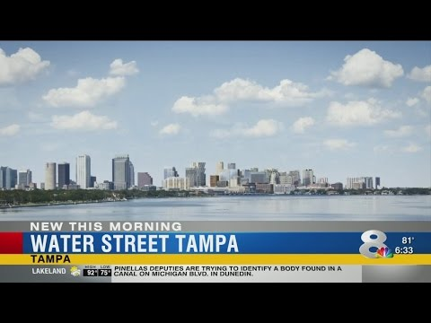 Water Street development coming to Tampa