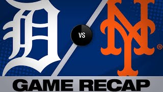 5/25/19: Nido wins it with walk-off homer in the 13th
