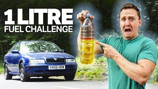 How Far Can You REALLY Drive On 1 Litre Of Fuel?