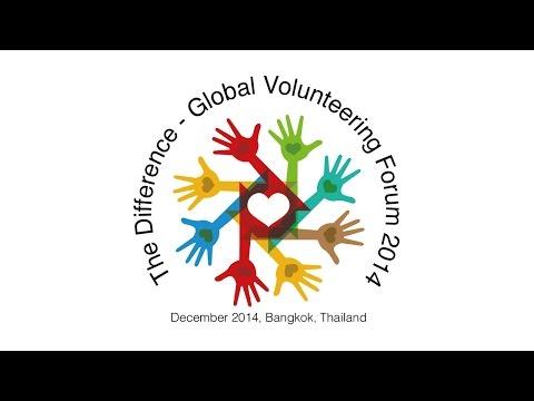 Dr Matt Baillie Smith - Global volunteering forum 2014