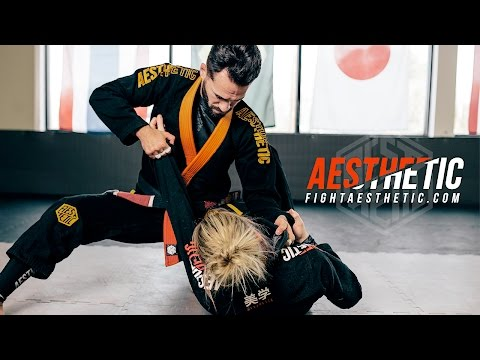 Chris Noonan: The Hive Martial Arts Academy || Sponsored by Aesthetic