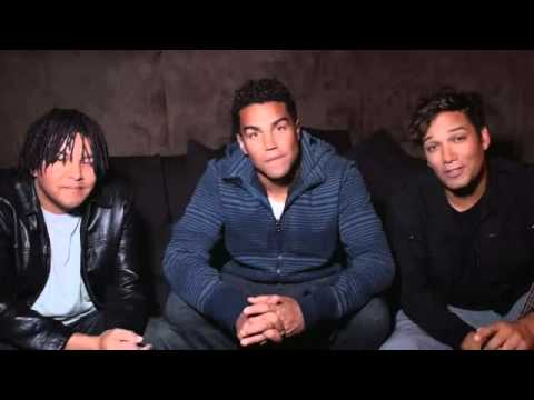 3T´s Message to the Fans :) for the upcoming Performances in NL