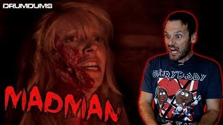Drumdums Reviews MADMAN (Classic Camp Slasher)