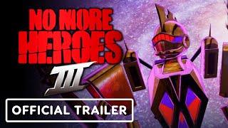 No More Heroes 3 - Official Alien Superheroes Trailer