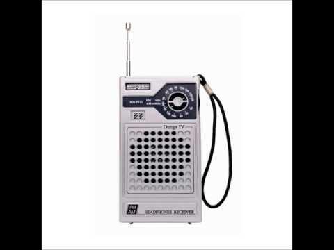 Radio America am SP vinheta antiga