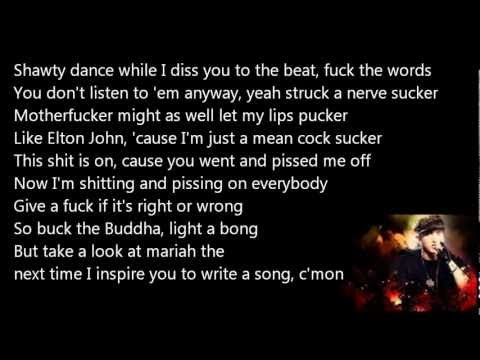 Eminem  Cold Wind Blows lyrics HD