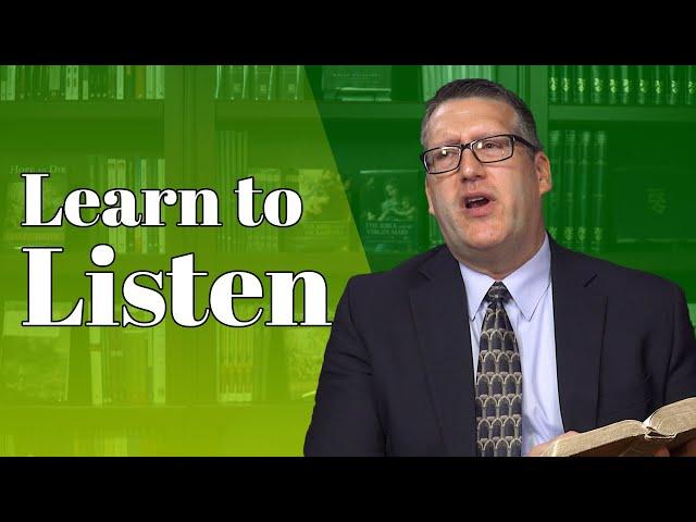 How to Listen Like St. Andrew