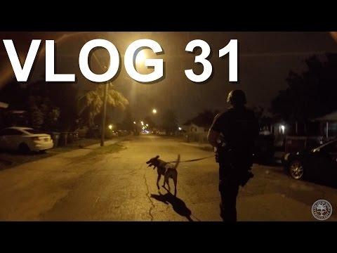 Download Youtube: Miami Police VLOG 31: K9 Patrol