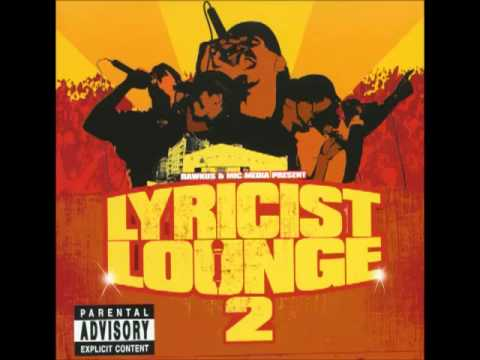 Lyricist Lounge Volumen 2