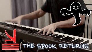 KSHMR, B3nte & Badjack - The Spook Returns (PIANO COVER)