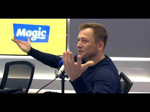 Taron Egerton&39;s name is pronounced…  Magic Radio