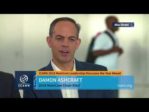ICANN 2018 NomCom Leadership Discusses the Year Ahead