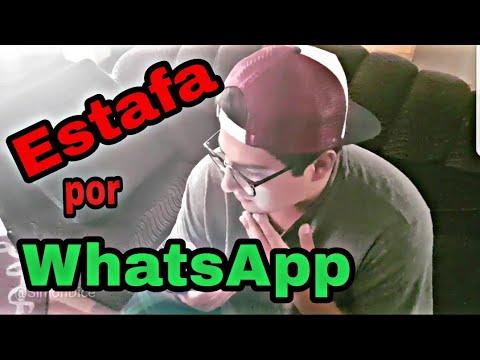 Trataron de estafarme por WhatsApp | estafa por WhatsApp | Simon Dice