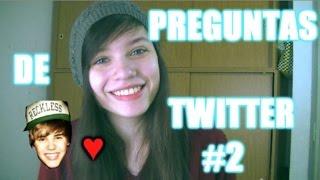 PREGUNTAS DE TWITTER #2 - Mica Suarez