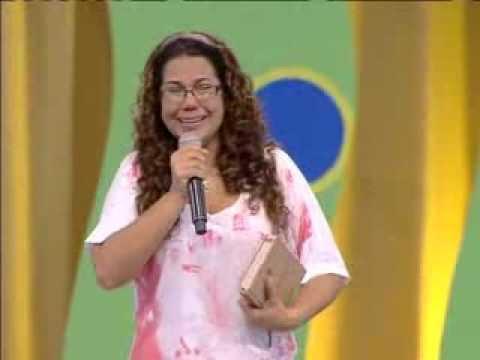 Eliana Ribeiro - Com Deus, a alegria é certa - Canção Nova
