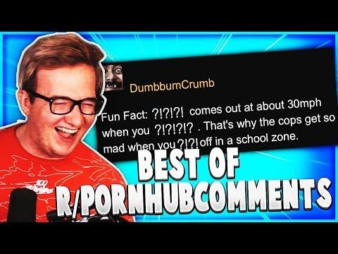 R/PornhubComments BEST Of ALL TIME Reddit Posts!