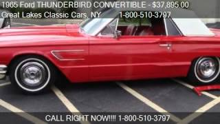 1965 Ford THUNDERBIRD CONVERTIBLE CONVERTIBLE - for sale in