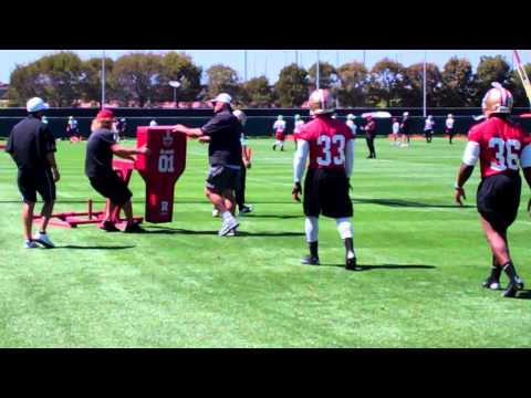 49ers Mandatory Mini Camp, 2013 - Day 3