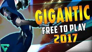 GIGANTIC GAMEPLAY en ESPAÑOL │ juego MOBA PC 2017