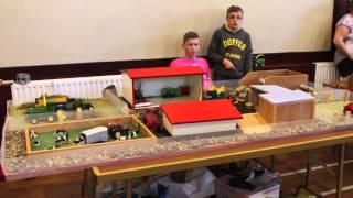 Model Farm display