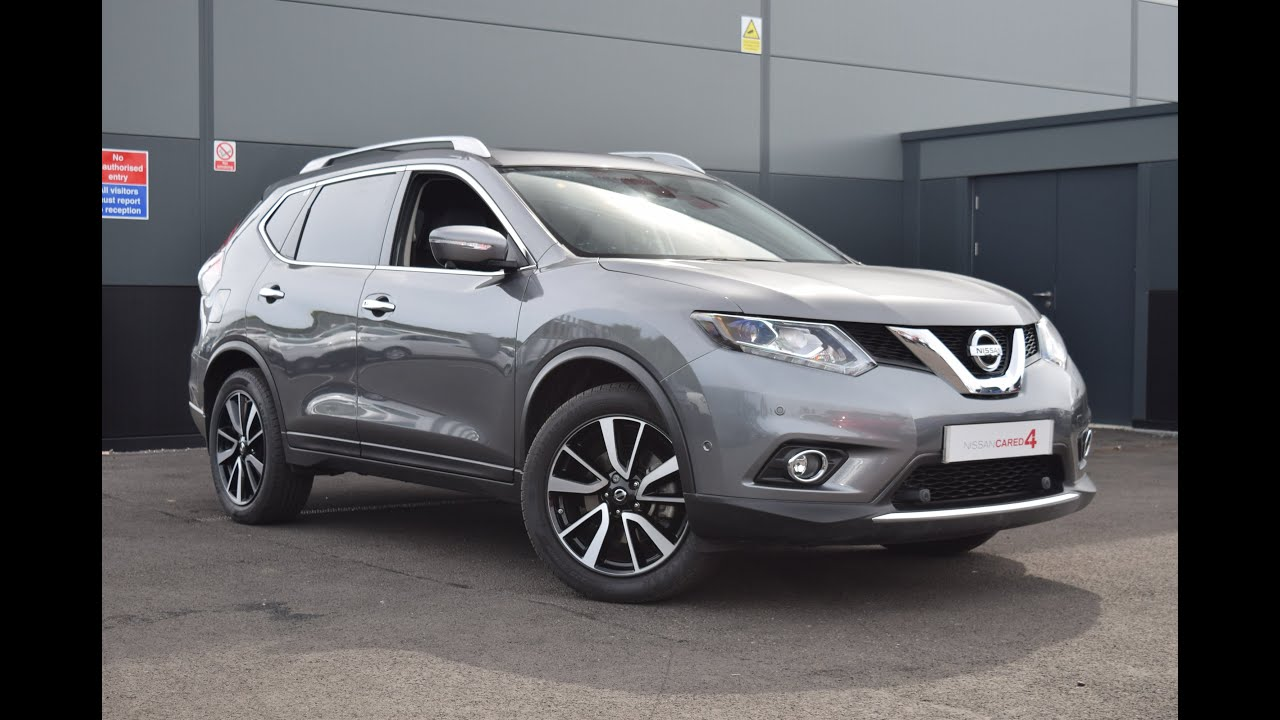 wessex garages used nissan x trail tekna at cribbs causeway bristol ks65 xdl youtube. Black Bedroom Furniture Sets. Home Design Ideas