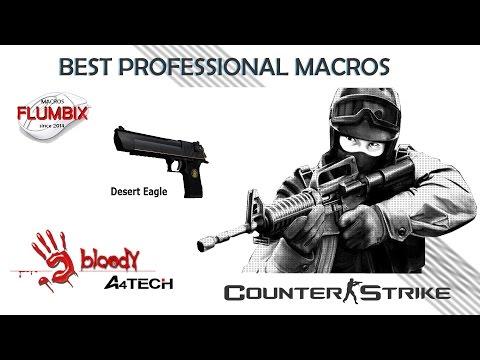 CS:GO Bloody Х7 лучший макрос для Дезерт Игл скачать | Best Macro Desert Eagle Download