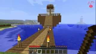 Minecraft: MyCraft [Arabic] - ماي كرافت #1: و بدينا !! + فيلم هنوووود