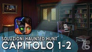Soluzioni Adventure Escape Haunted Hunt Capitolo 1-2