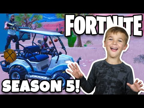 FULL BLOX4FUN SQUAD SEASON 5 IMPRESSIONS, GAMEPLAY AND MORE in FORTNITE BATTLE ROYALE