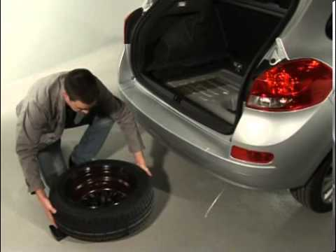 Clio   Emergency Spare Wheel