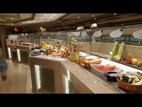 On board Sun Princes Cruise (Princes Cruises) 2016 June