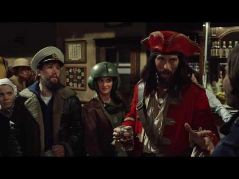 Captain, Captain | Captain Greeting | Captain Morgan