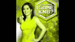 GAME KA NA BA? theme song (with kris aquino)