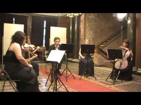 State Opera Ruse Quartet Quartissimo Mozart quintet A Major