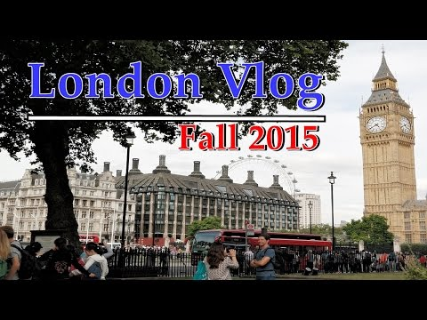 Visit City of London | Travel in UK with Me | Fall 2015