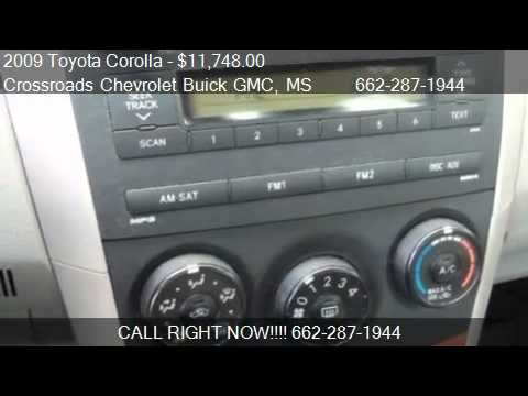 2009 Toyota Corolla 4dr Sdn Man S (Natl) for sale in CORINTH