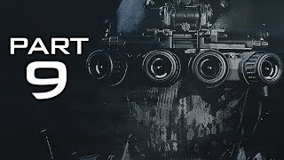FİNAL  HAYALET EKİBİN SON RİTÜELİ ! CALL OF DUTY GHOST 9  BÖLÜM