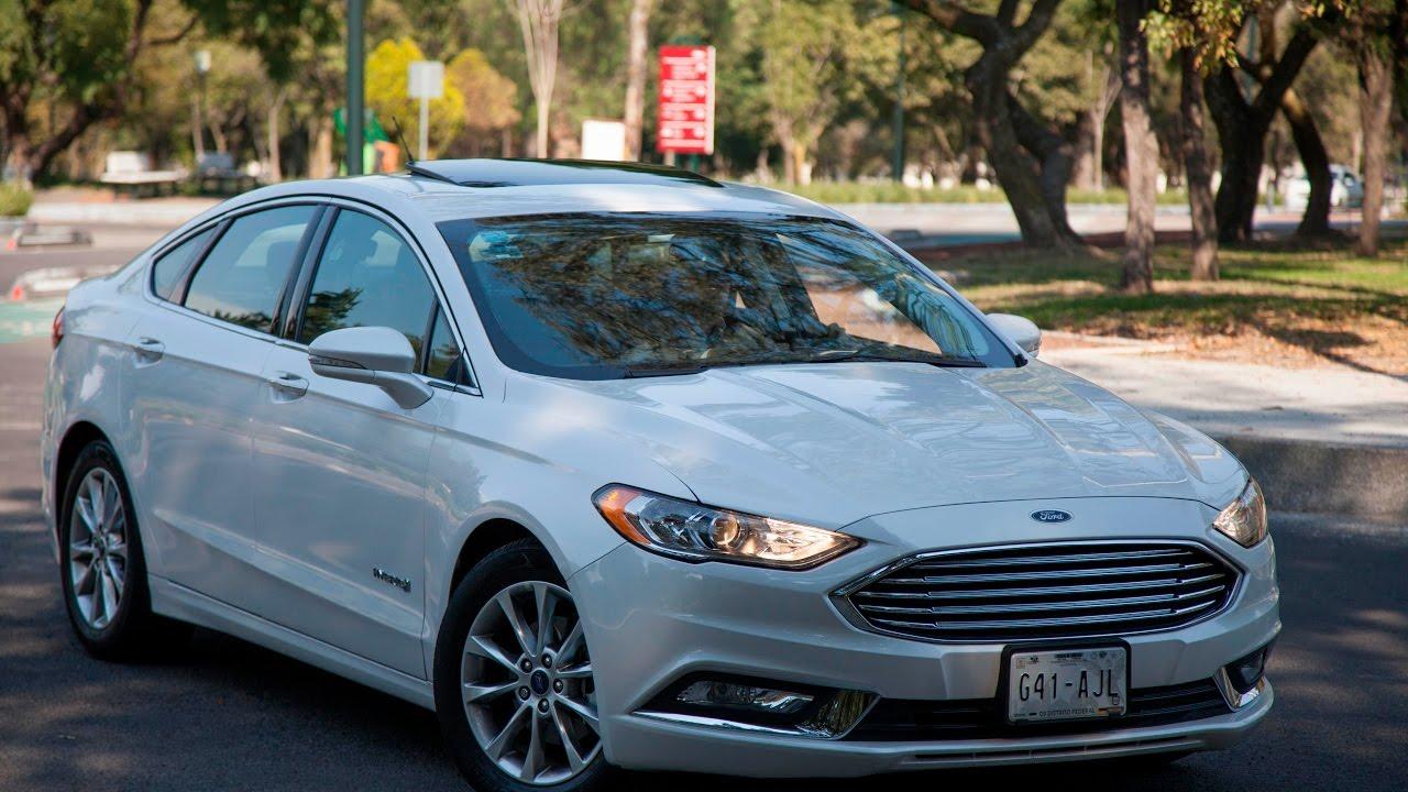 Ford Fusion Hybrid El Sedán Híbrido De