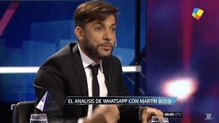 """Martín Bossi en """"Animales sueltos"""" con Alejandro Fantino (repetición) - 01/01/17"""
