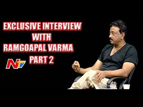 RGV Exclusive Interview | Point Blank | Part 2 | Director Ram Gopal Varma
