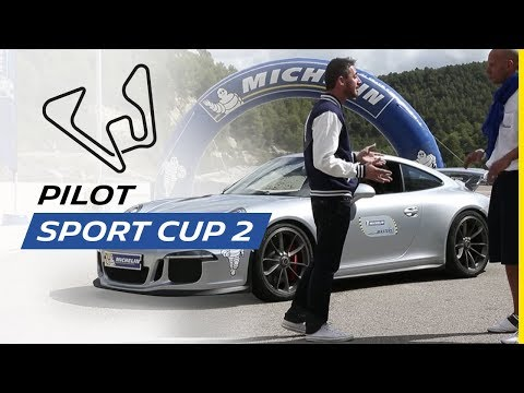 Presentation of MICHELIN PILOT SPORT CUP 2