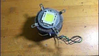 Tự chế Đèn Pin Siêu Sáng 50W