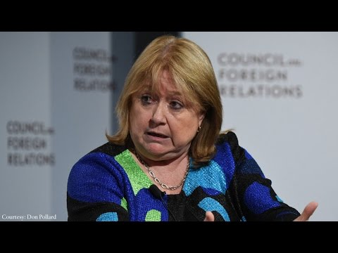 The Future of Argentina: A Conversation With Susana Mabel Malcorra