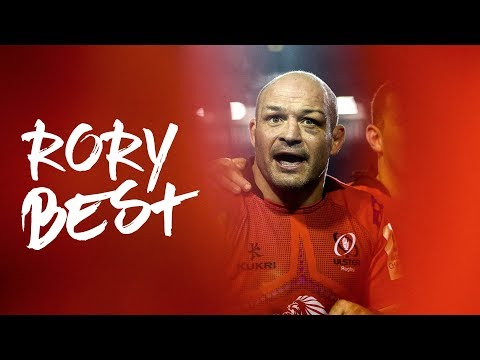 Rory Best | Ulster Rugby tribute