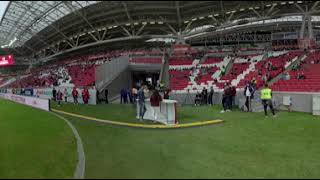 2018 FIFA World Cup: Kazan Arena (360 VIDEO)