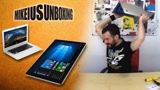 Laptop/tablet κάτω από 150€ - Mikeius Unboxing thumbnail